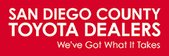 San Diego County Toyota Dealers