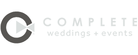 Complete weddings events