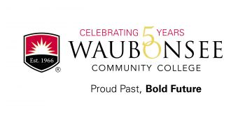 Major Sponsor Waubonsee Community College
