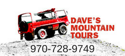 Daves Mountain Tours