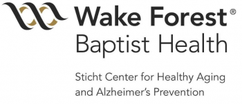 Wake Forest Baptist Health Sticht Center for Healthy Aging and Alzheimers Prevention regular