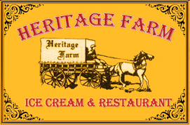 Heritage Farm Ice Cream