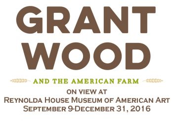 Reynolda House Museum of American Art presenting Grant Wood and the American Farm