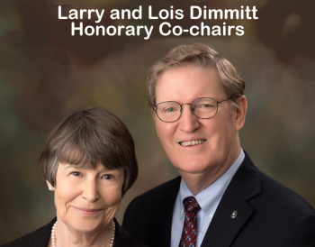 Larry and Lois Dimmitt Honorary Co Chairs