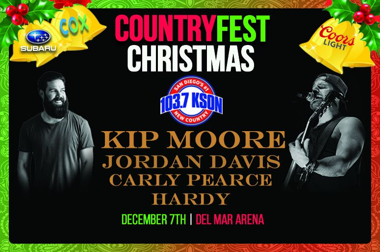 Kson Countryfest Christmas 2020 CountryFest Christmas 2019 | Ticketing Administration