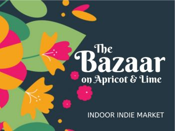 The Bazaar on Apricot Lime