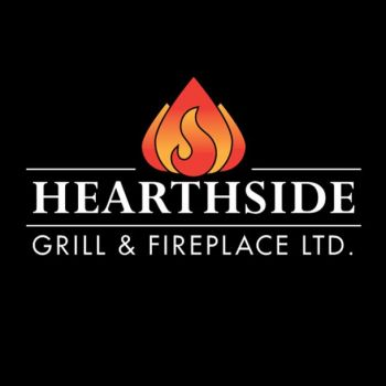 Hearthside Grill Fireplace