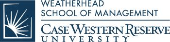 Weatherhead School of Management Case Western Reserve University