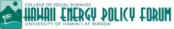 Hawaii Energy Policy Forum